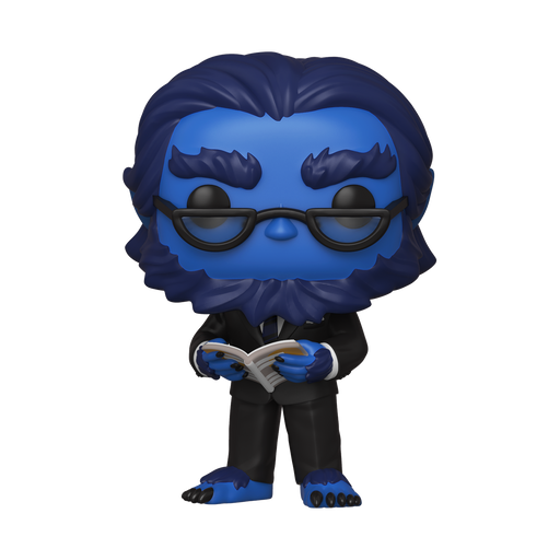 [PRE-ORDER] Funko POP! X-Men 20th - Beast Vinyl Figure