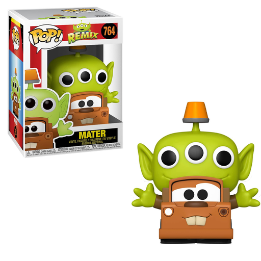 Funko POP! Pixar Alien Remix - Alien as Mater Vinyl Figure #764