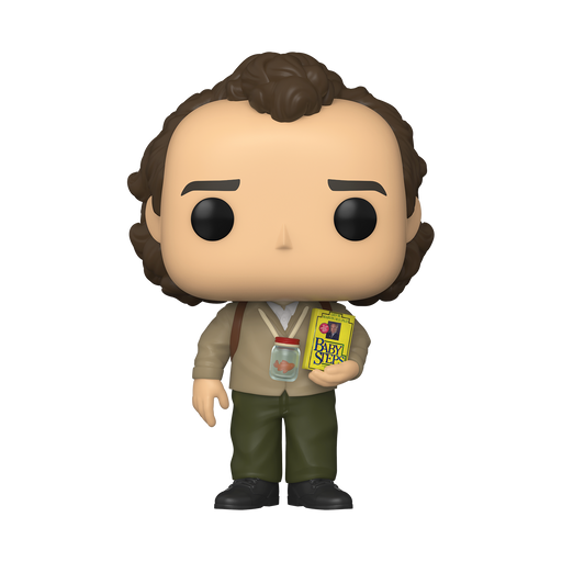 [PRE-ORDER] Funko POP! What About Bob - Bob with Gil Vinyl Figure