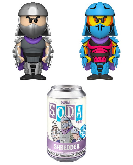 [PRE-ORDER] Funko Vinyl SODA: Teenage Mutant Ninja Turtles - Shredder Vinyl Figure