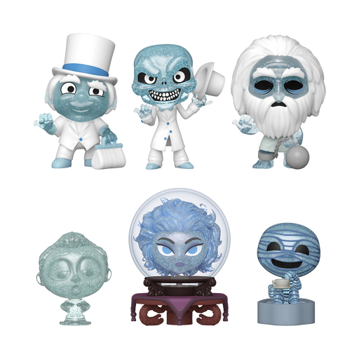 Funko Mystery Minis: Haunted Mansion Mystery Minis - 12 Packs
