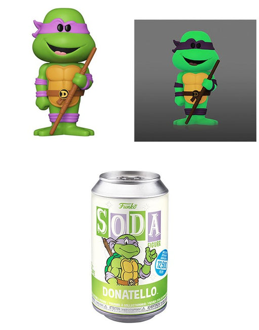 [PRE-ORDER] Funko Vinyl SODA: Teenage Mutant Ninja Turtles - Donatello Vinyl Figure