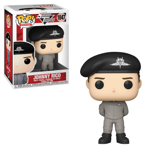 [PRE-ORDER] Funko POP! Starship Troopers - Rico in Jumpsuit Vinyl Figure