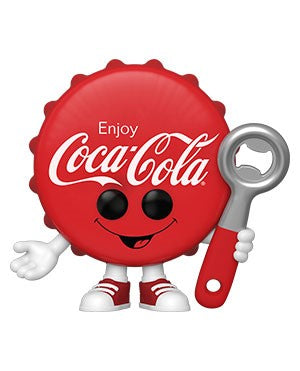 [PRE-ORDER] Funko POP! Coke - Coca-Cola Bottle Cap Vinyl Figure