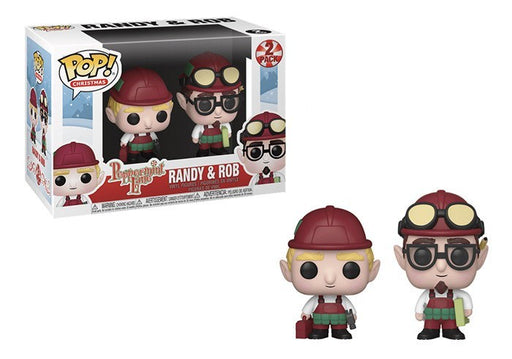 [PRE-ORDER] Funko POP! Peppermint Lane - Randy and Rob Pop 2-Pack Vinyl Figure