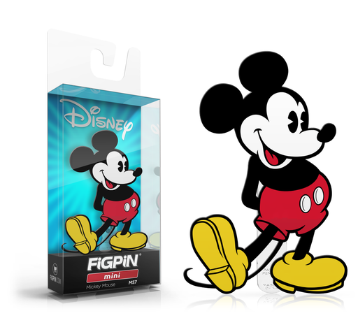 [PRE-ORDER] FiGPiN Mini: Disney - Mickey Mouse #M57