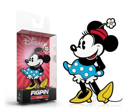 [PRE-ORDER] FiGPiN Mini: Disney - Minnie Mouse #M58