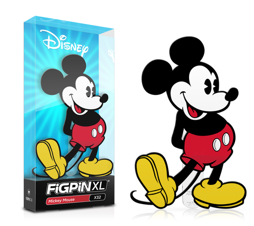 FiGPiN XL: Disney - Mickey Mouse #X32