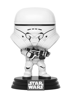 [PRE-ORDER] Funko POP! Star Wars: The Rise of Skywalker - First Order Jet Trooper Vinyl Figure #317