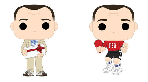 Funko POP! Forrest Gump - Complete Set of 2