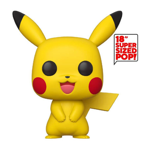 Funko POP! Pokemon - Pikachu 18-inch Vinyl Figure