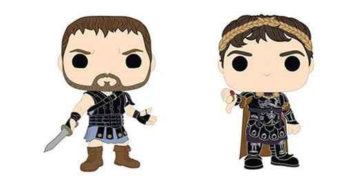[PRE-ORDER] Funko POP! Gladiator - Set of 2