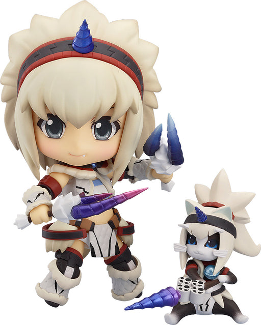 Nendoroid: Monster Hunter 4 - Female Hunter Kirin Edition