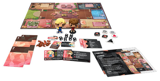 Funkoverse POP! Strategy Game - The Golden Girls Expandalone Set