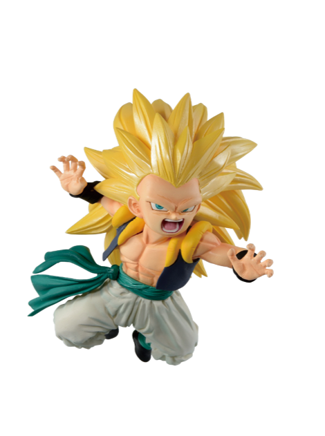 [PRE-ORDER] Bandai Ichiban: Dragon Ball Z Rising Fighters - Super Saiyan 3 Gotenks