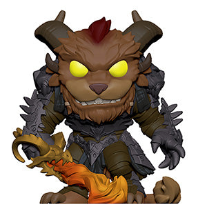 Funko POP! Guild Wars 2 - Rytlock Vinyl Figure