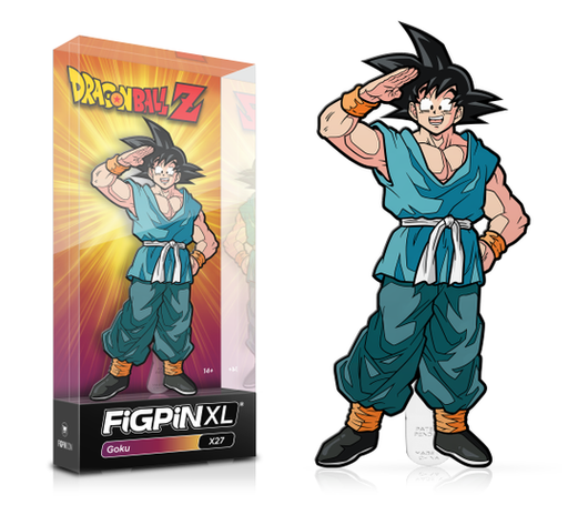 FiGPiN XL: Dragon Ball Z - Goku #X27