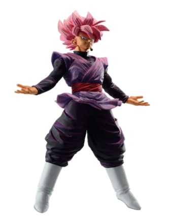 [PRE-ORDER] Bandai Ichiban: Dragon Ball Z Dokkan Battle - Goku Black Super Saiyan Rose