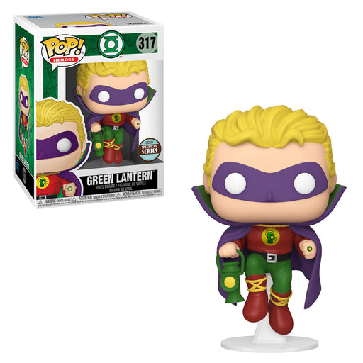 Funko POP! DC Comics - Green Lantern Specialty Series Exclusive Vinyl Figure