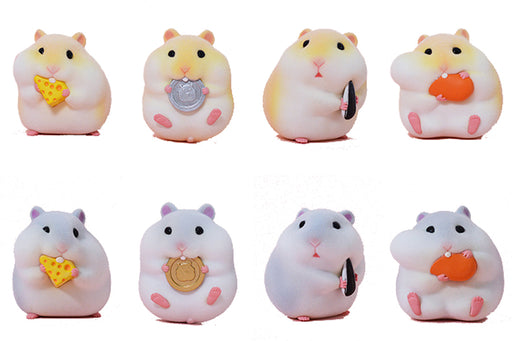 [PRE-ORDER] KONGZOO: The Gluttonous Hamsters Series - Blind Box Figure