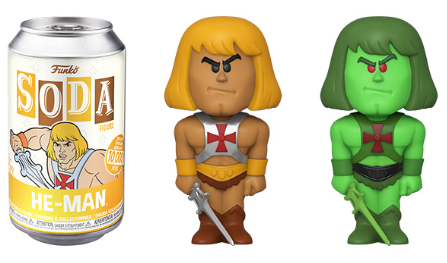 [PRE-ORDER] Funko Vinyl SODA: Masters of the Universe - He-Man Vinyl Figure