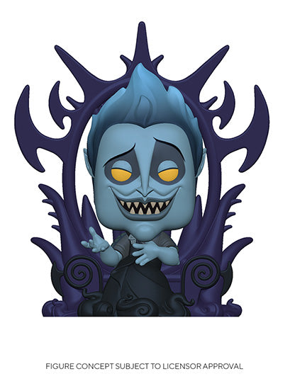[PRE-ORDER] Funko POP! Villains - Hades on Throne Vinyl Figure