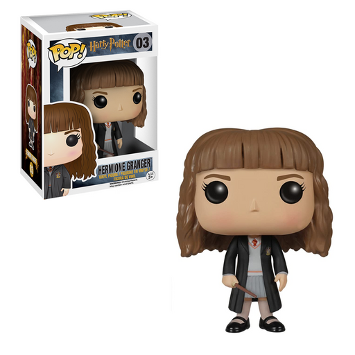 Funko POP! Harry Potter - Hermione Granger Vinyl Figure #3