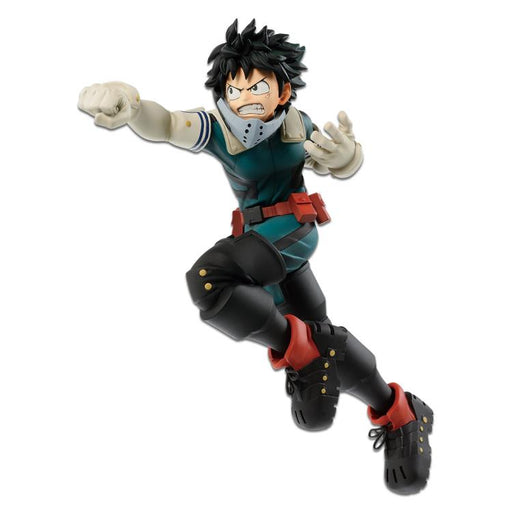 Banpresto: My Hero Academia Enter The Hero - Izuku Midoriya Figure