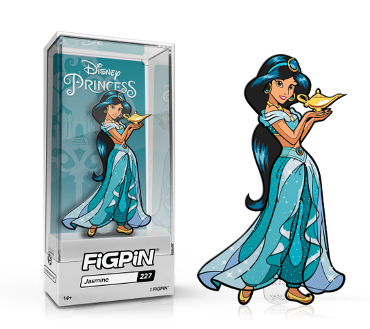 FiGPiN: Disney Princess - Jasmine #227