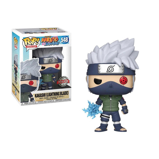 [PRE-ORDER] Funko POP! Naruto Shippuden - Kakashi (Lightning Blade) Vinyl Figure #548 Special Edition Exclusive [READ DESCRIPTION]