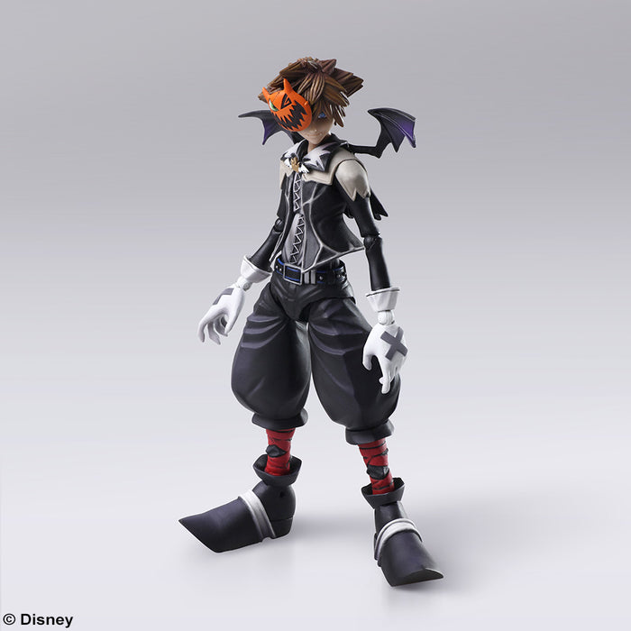 SQUARE ENIX: KINGDOM HEARTS II BRING ARTS™ - Sora Halloween Town Version