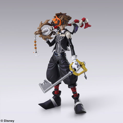 [PRE-ORDER] SQUARE ENIX: KINGDOM HEARTS II BRING ARTS™ - Sora Halloween Town Version