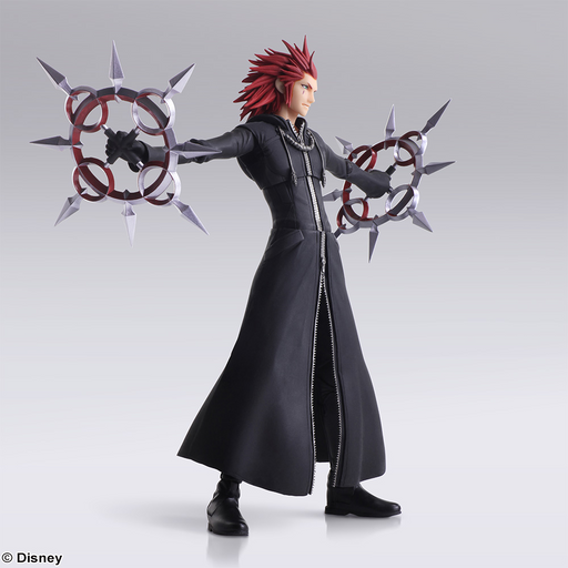 [PRE-ORDER] SQUARE ENIX: KINGDOM HEARTS III BRING ARTS™ - Axel