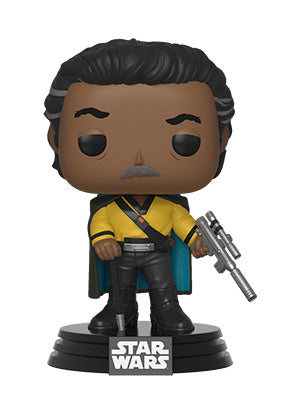 [PRE-ORDER] Funko POP! Star Wars: The Rise of Skywalker - Lando Calrissian Vinyl Figure #313
