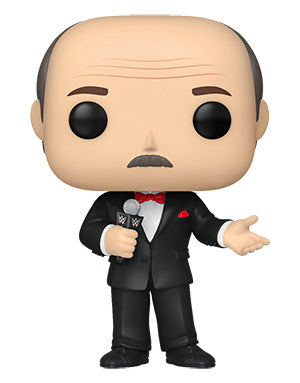 [PRE-ORDER] Funko POP! WWE - Mean Gene Vinyl Figure