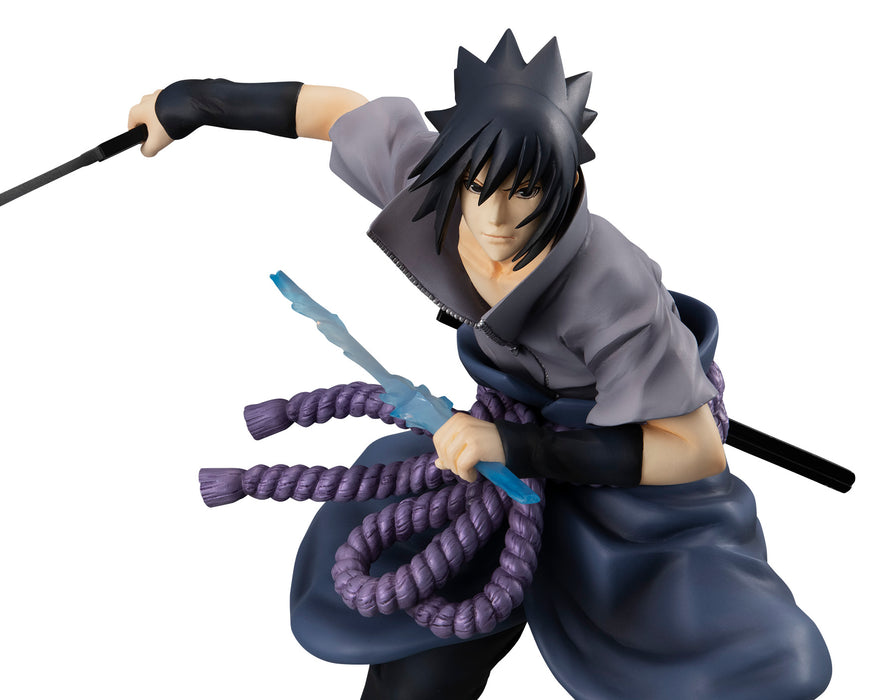 [PRE-ORDER] GEM Series: Naruto Shippuden - Sasuke Uchiha (Shinobi World War Version)