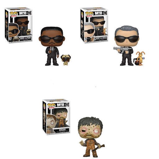 Funko POP! Men In Black - Complete Set of 3