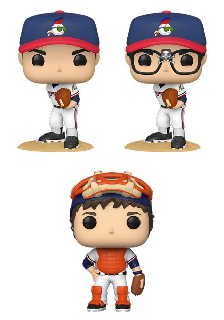 [PRE-ORDER] Funko POP! Major League - Set of 3
