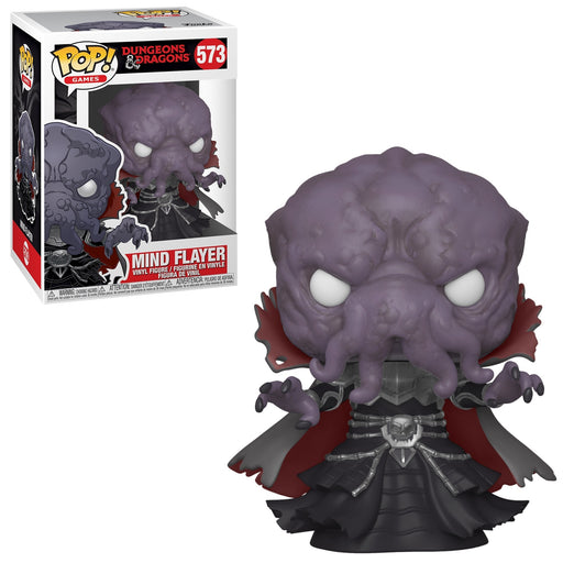 Funko POP! Dungeons & Dragons - Mind Flayer Vinyl Figure #573