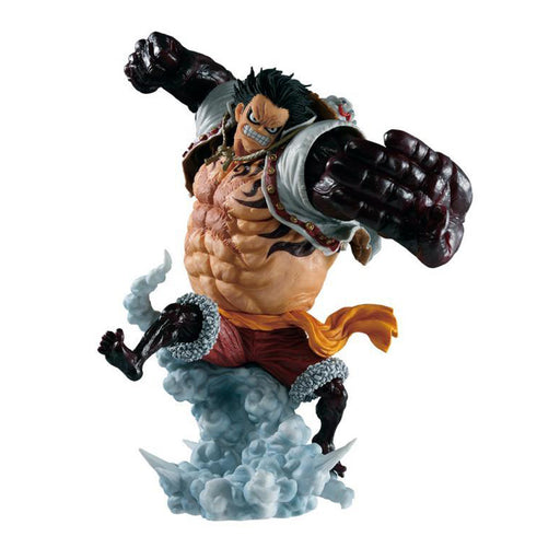 Bandai Ichibansho: One Piece - Monkey D. Luffy Gear 4 Boundman (Battle Memories) Figure