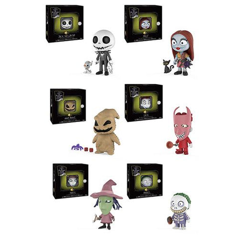 Funko 5 Star: The Nightmare Before Christmas - Set of 6