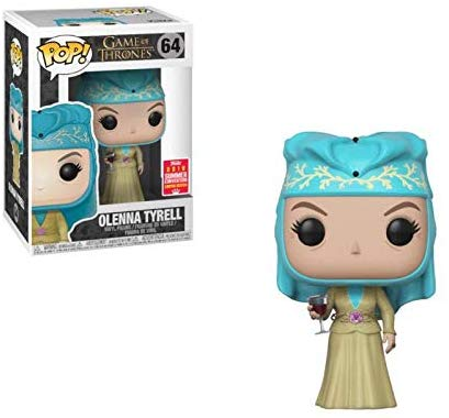 Funko POP! Game of Thrones - Olenna Tyrell Vinyl Figure #64 2018 Summer Convention Exclusive [READ DESCRIPTION]