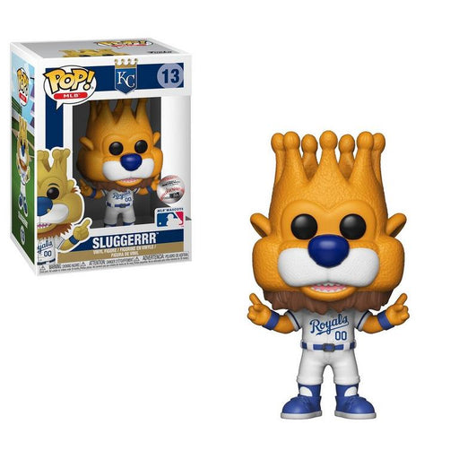 Funko POP! MLB® Mascots - Kansas City Royals Sluggerrr Vinyl Figure #13