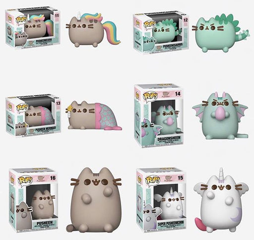 Funko POP! Pusheen - Complete Set of 6