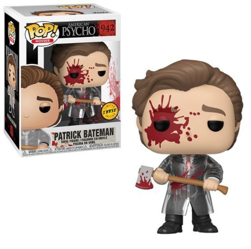 Funko POP! American Psycho - Patrick with Axe Chase Vinyl Figure