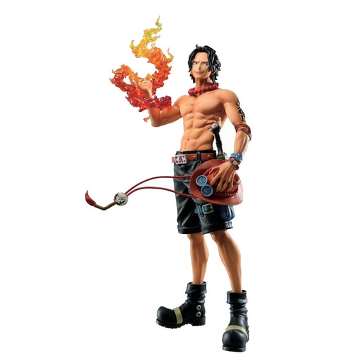 Bandai Ichibansho: One Piece - Portgas D. Ace (Treasure Cruise) Figure