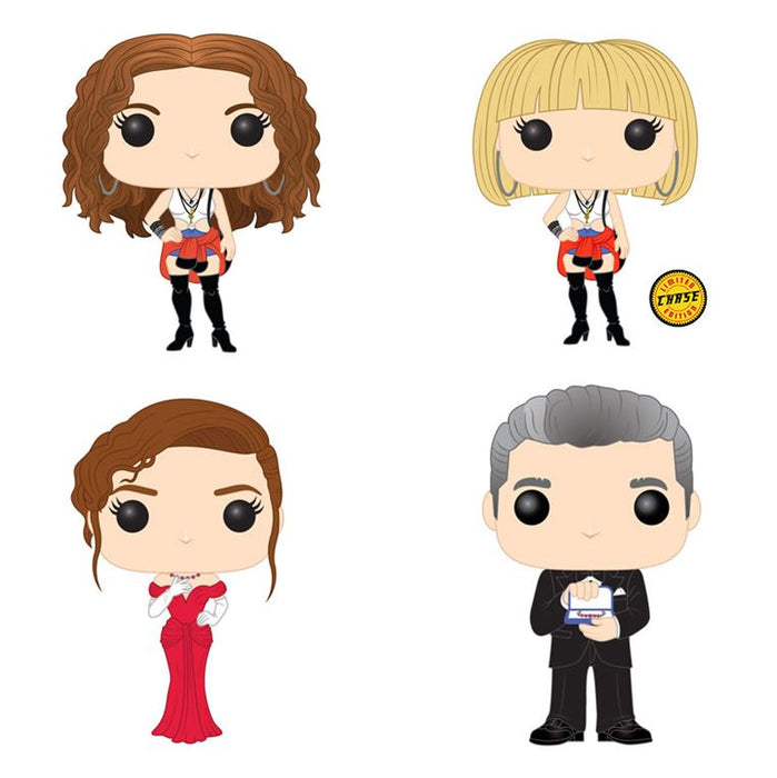 Funko POP! Pretty Woman - Complete Set of 4 Chase Included