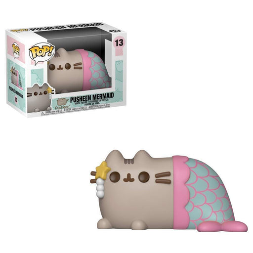 Funko POP! Pusheen - Pusheen Mermaid Vinyl Figure #13