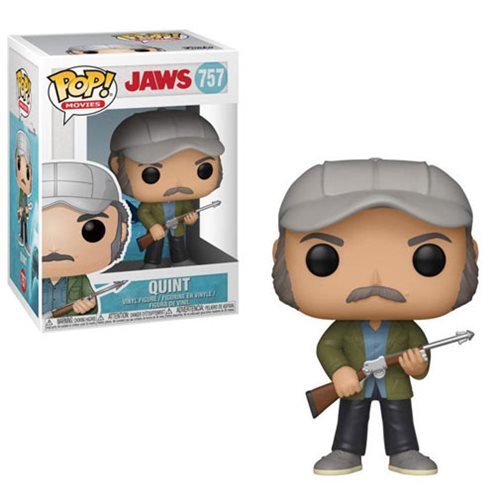 Funko POP! Jaws - Quint Vinyl Figure #757