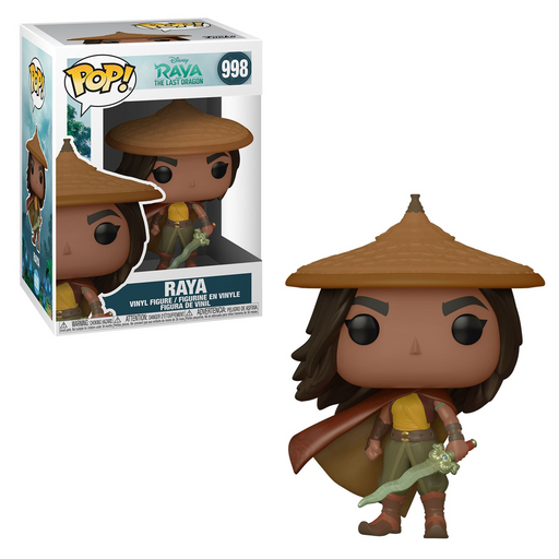 Funko POP! Raya and the Last Dragon - Raya Vinyl Figure #998